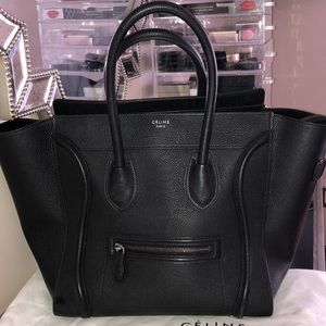 Black Celine Phantom